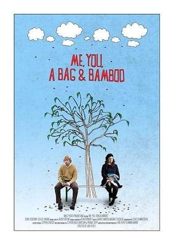 Poster of Me, You, a Bag & Bamboo