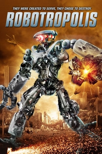 Poster of Robotropolis