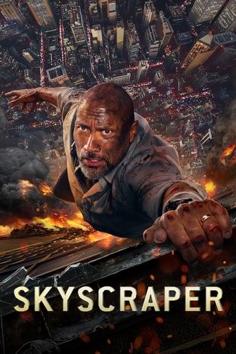 Filmplakat von Skyscraper
