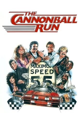 Poster of The Cannonball Run