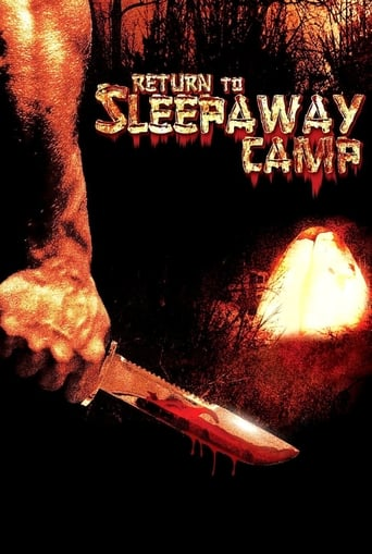 Poster of Return to Sleepaway Camp