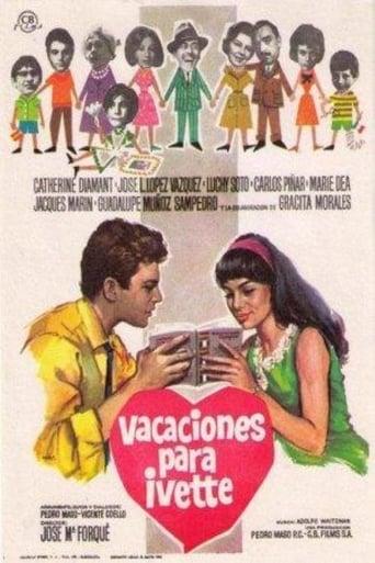 Poster of Vacaciones para Ivette