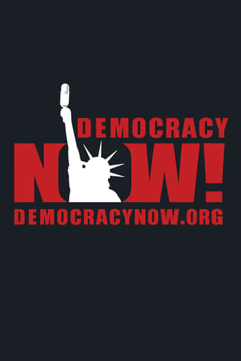 Poster of Democracy Now!