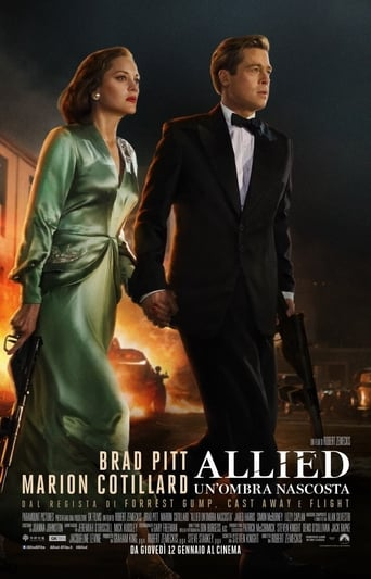 Allied - Un'ombra nascosta wikipedia