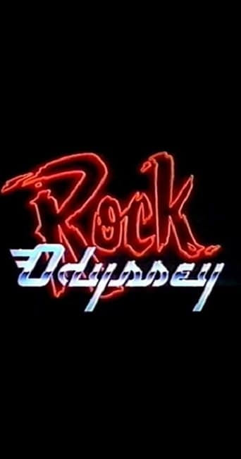 Poster of Rock Odyssey