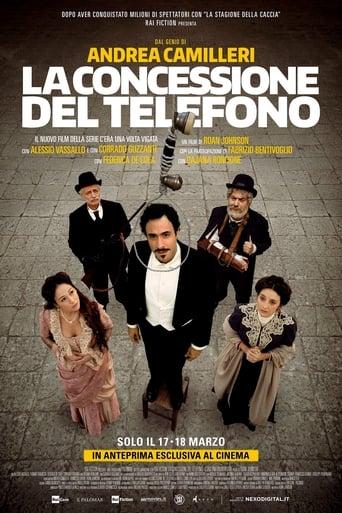 Poster of La concessione del telefono