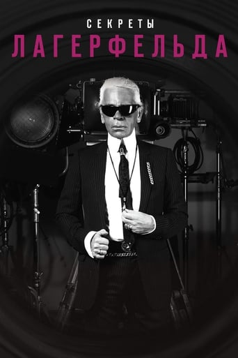 Poster of Lagerfeld Confidential