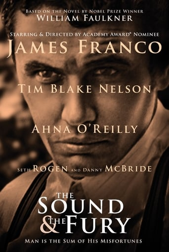 Poster of The Sound & the Fury