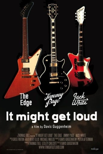 Poster of It Might Get Loud