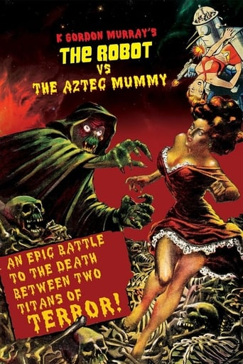 Poster of The Robot vs. The Aztec Mummy