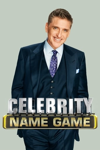 Poster of Celebrity Name Game