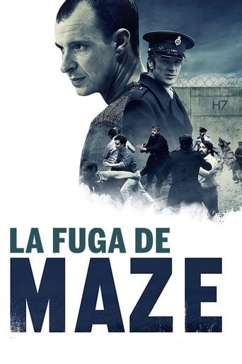 Poster of La fuga de Maze