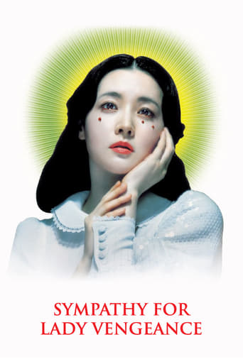 Poster of Sympathy for Lady Vengeance