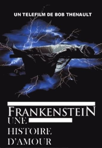 Poster of Frankenstein: A Love Story