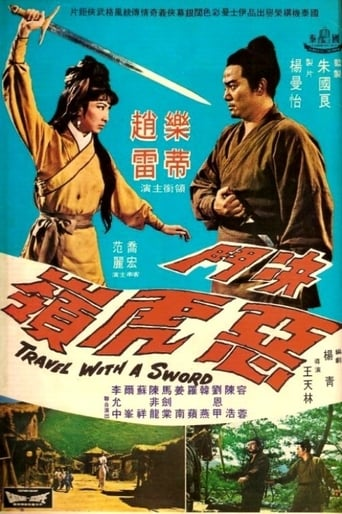 Poster of Travels with a Sword