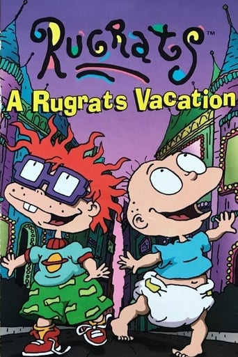Poster of A Rugrats Vacation