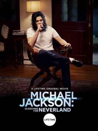 Poster of Michael Jackson: Searching for Neverland
