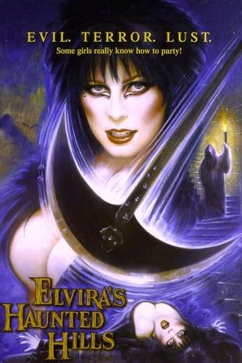 Poster of Elvira's Haunted Hills