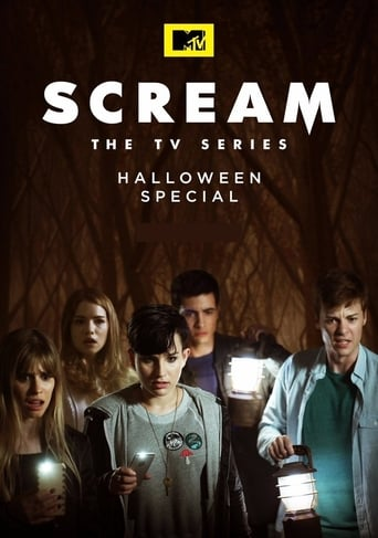 Poster of Scream: Halloween Special