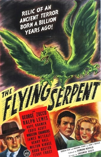 Poster of The Flying Serpent