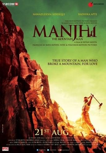 Poster of Manjhi: The Mountain Man