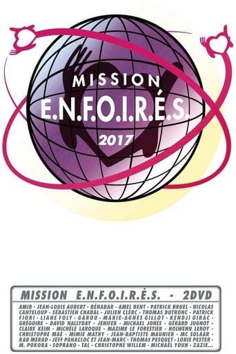 Poster of Les Enfoirés 2017 - Mission Enfoirés
