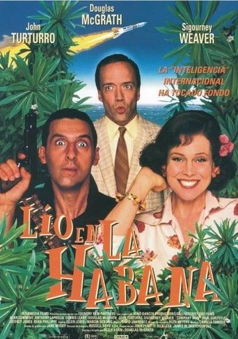 Poster of Lío en La Habana
