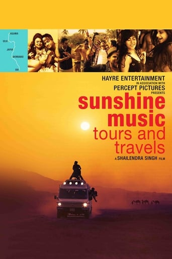 Poster of Sunshine Music Tours and Travels