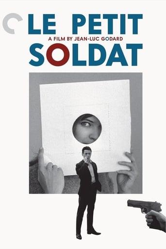 Poster of Le Petit Soldat