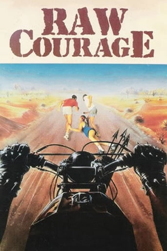 Poster of Raw Courage