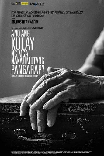 Poster of Ano ang Kulay ng mga Nakalimutang Pangarap?