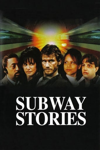 Poster of Subway Stories: Tales from the Underground