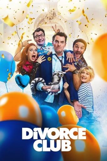 Poster of Divorce Club