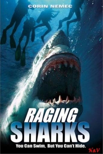 Poster of Raging Sharks