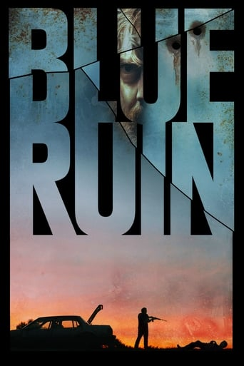 Poster of Blue Ruin