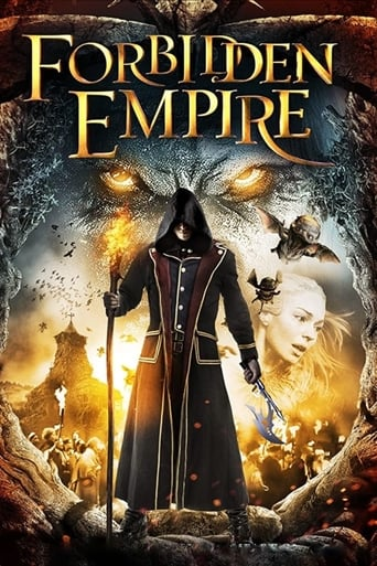 Poster of Forbidden Empire
