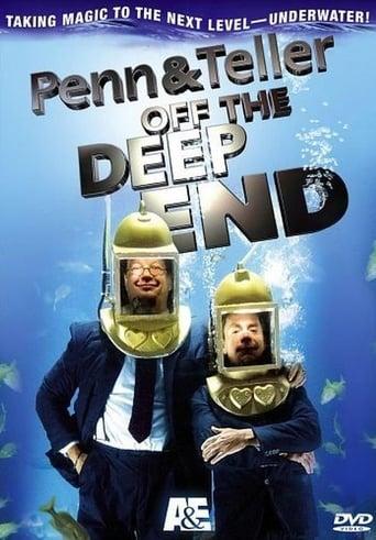 Poster of Penn & Teller: Off the Deep End