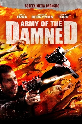 Poster of Army of the Damned