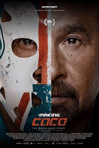 Poster of Making Coco: The Grant Fuhr Story