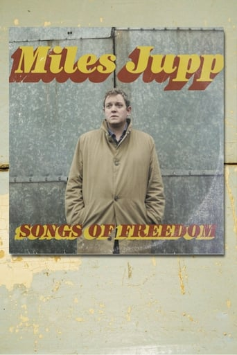 Poster of Miles Jupp : Songs of Freedom