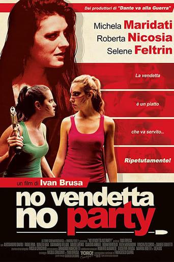 Poster of No vendetta no party
