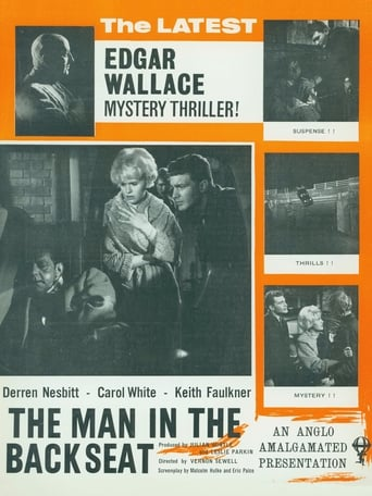 Poster of The Man in the Back Seat