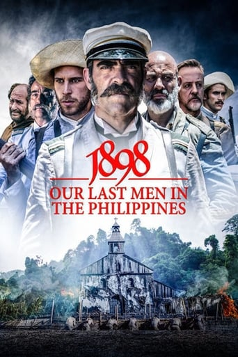 Poster of 1898: Our Last Men in the Philippines