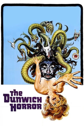 Poster of The Dunwich Horror