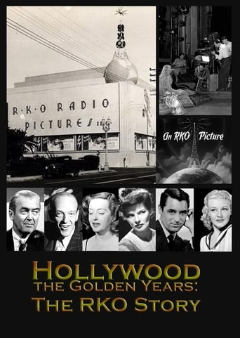Poster of The RKO Story Tales From Hollywood