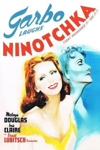 Poster of Ninotchka
