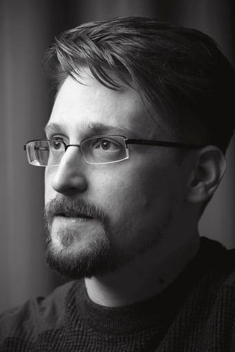 Image of Edward Snowden