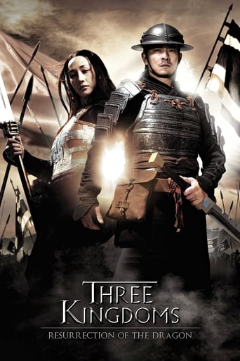 Poster of Three Kingdoms: Resurrection of the Dragon