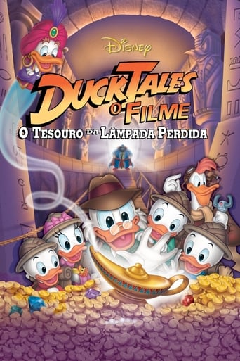 DuckTales: O Filme: O Tesouro da Lâmpada Perdida (1990) Br-Rip 1080p Download Torrent Dual-Audio