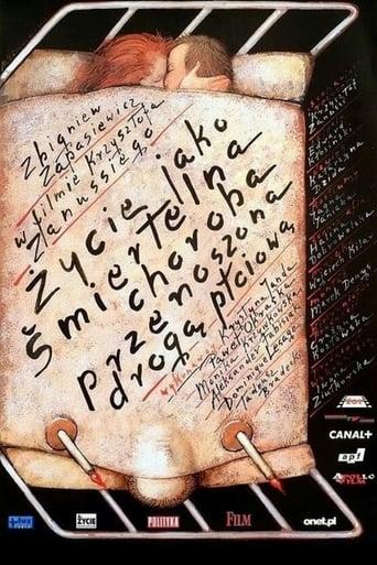 Poster of La vida, una enfermedad mortal de transmisión sexual